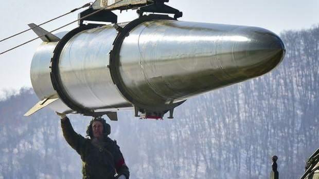 ракета SSC-8 договір про ліквідацію ракет США Росія гонка озброєнь
