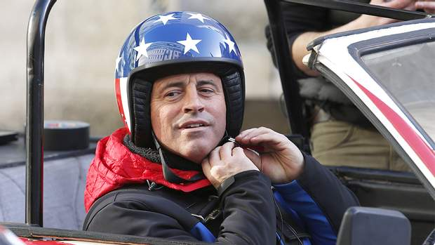 """Зірка серіалу """"Друзі"""" Метт Леблан покидає британське телешоу Top Gear"""