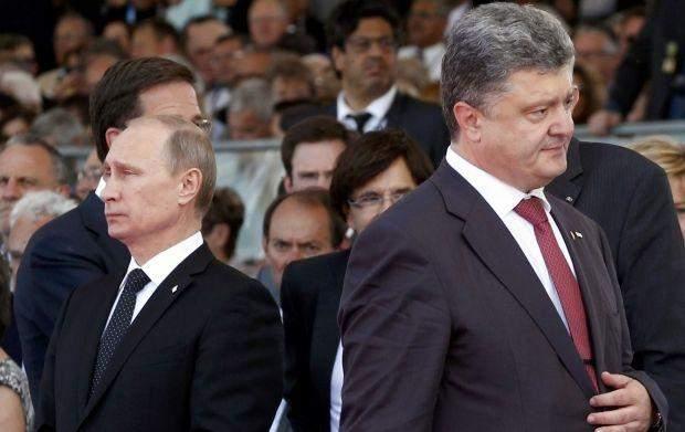 Порошенко обіцяє, що Росія понесе відповідальність за агресію в Україні