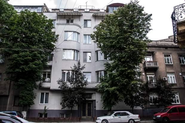 будинок Левицького архітектура Львів