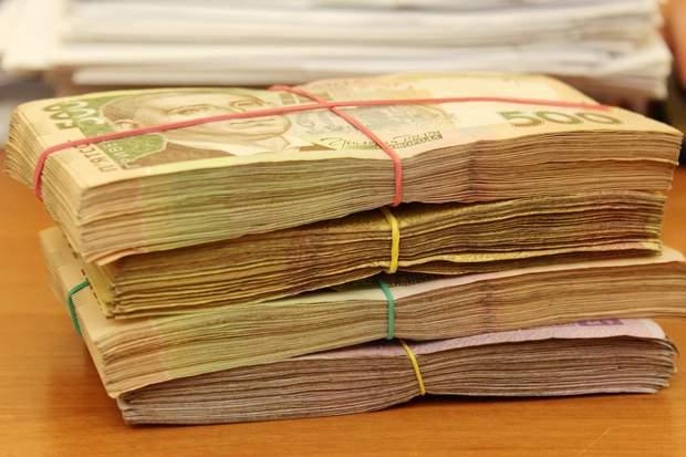 гроші купівля квартири готівка гривня