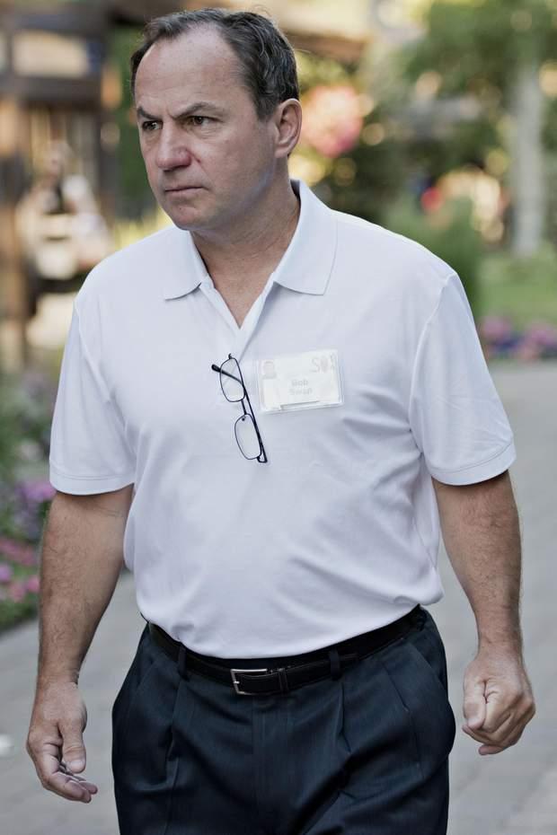 Роберт Свон – гендиректор Intel