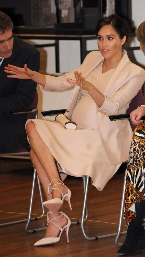 Герцогиня Меган Маркл: курйозні фото