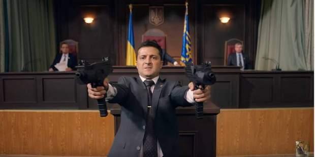 вибори, Володимир Зеленський