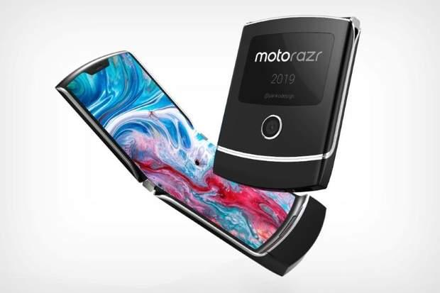 Нова «жабка» від Motorola