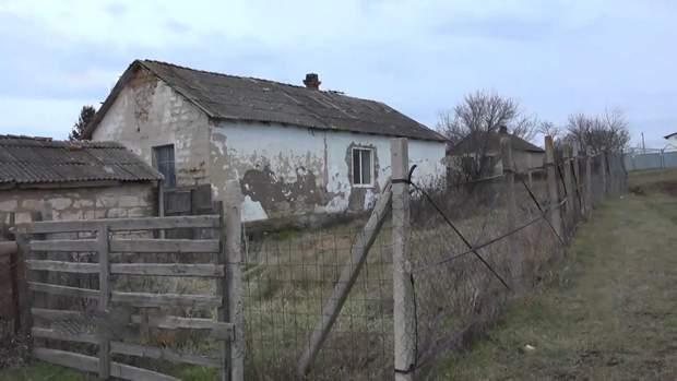 Селяни бояться, що будинки можуть повністю розвалитися
