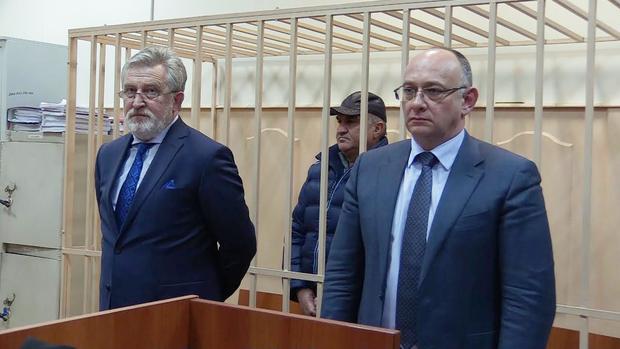 Арешт Арашукова-старшого