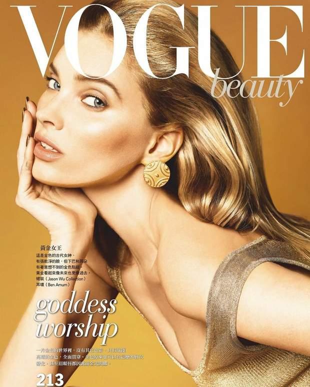Ельза Госк Vogue