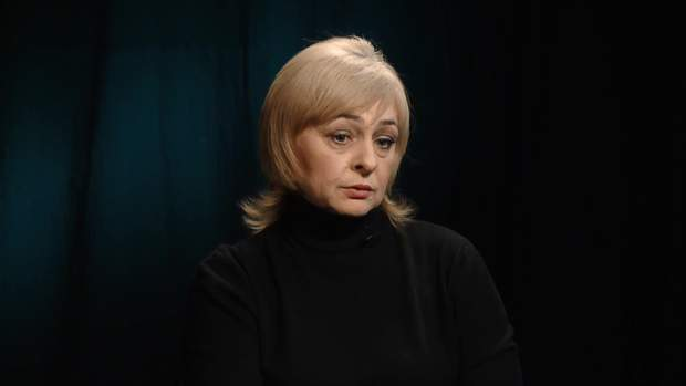 Начальниця медичної служби української добровольчої армії Лариса Кирикович