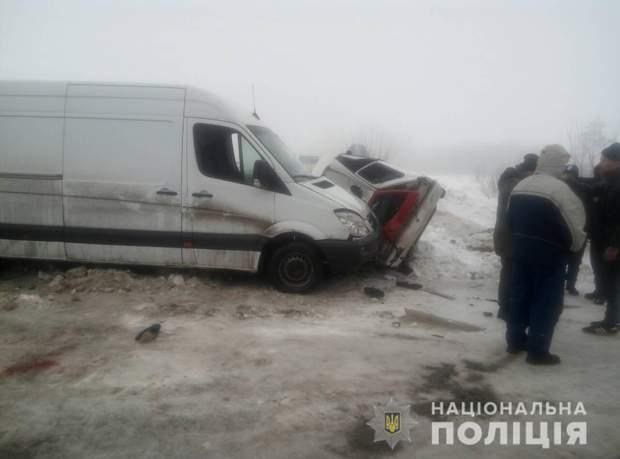 ДТП Аварія Харківська область