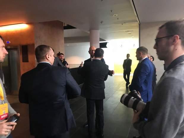 Яценюк Гройсман вибори Верховна Рада