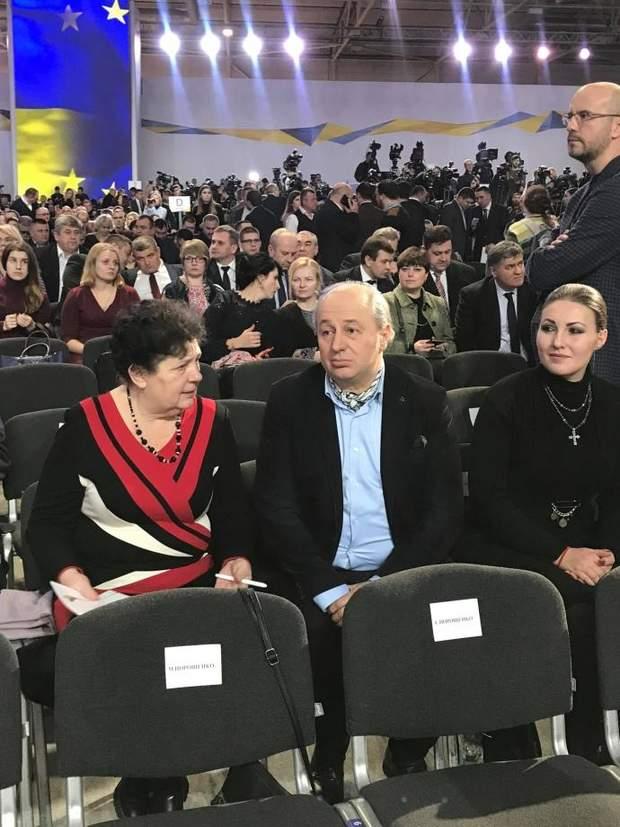 Малкович БПП Порошенко вибори