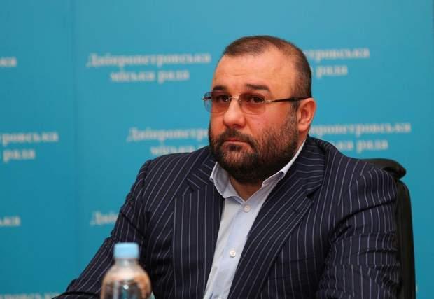 Олександр Петровський Нарік порошенко Дніпро БПП