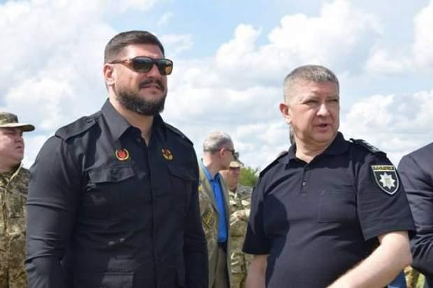 Юрій Мороз та Олексій Савченко