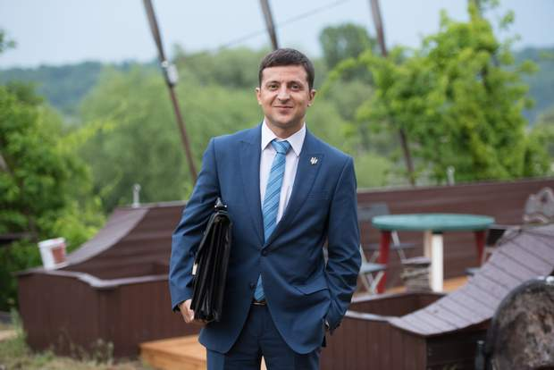 Зеленський вибори Тимошенко Порошенко