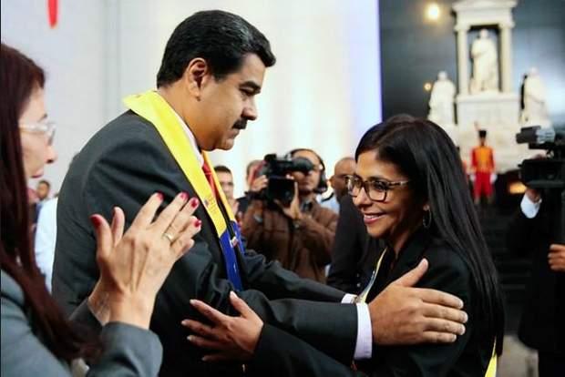 Венесуела Мадуро Родрігес
