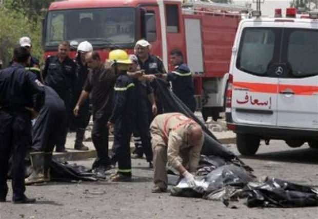 Вибух, Ірак, жертви