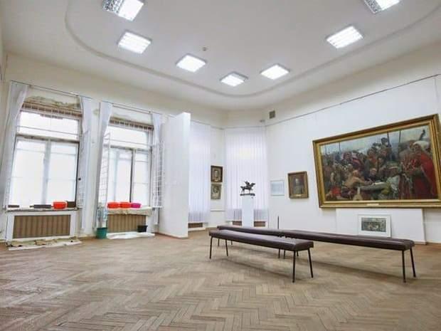 Харківський музей потопає