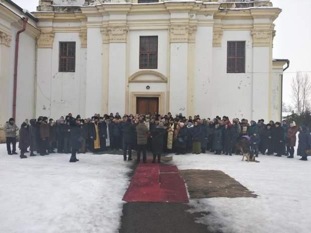 УПЦ МП Богородчани