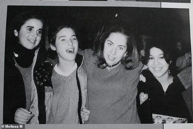 Леді Гага з друзями