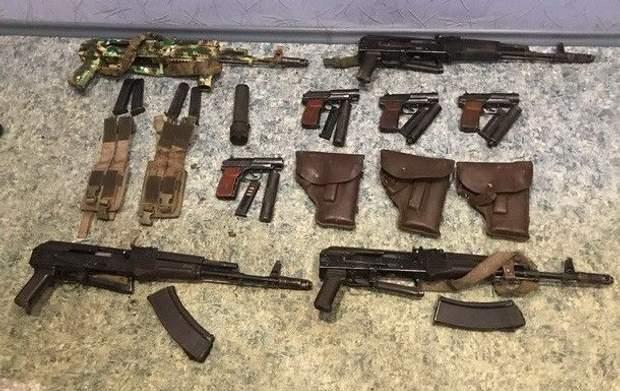 Крадена зброя на Житомирщині