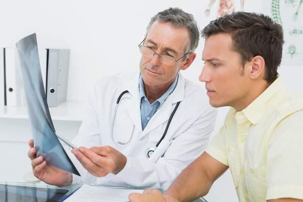 У чоловіків найпоширеніший рак трахеї, бронхів, легень