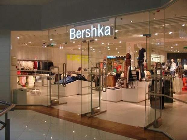 Мас-маркет Bershka