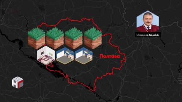 Касмін наші гроші суддя судді Януковича елітна нерухомість