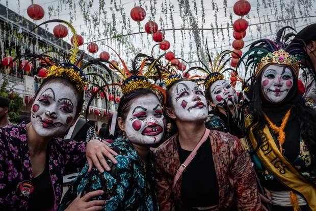 Китайський Новий рік в Індонезії