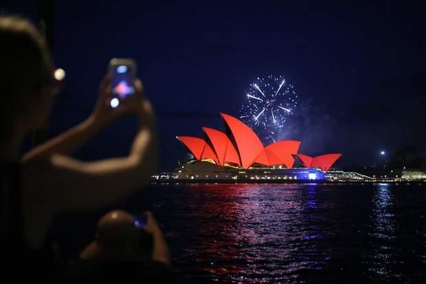 Китайський новий рік у Сіднеї