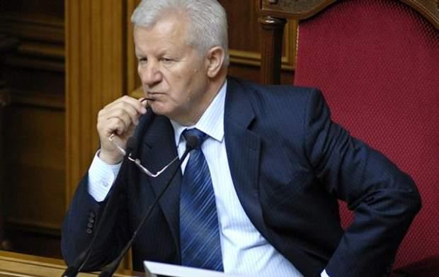 Олександр Мороз двічі був спікером Верховної Ради