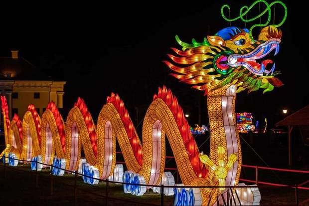День Закоханих у китайському стилі