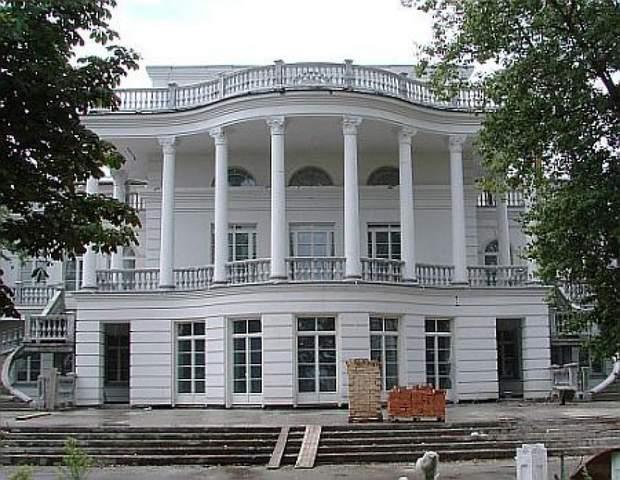 Будинок Петра Порошенка