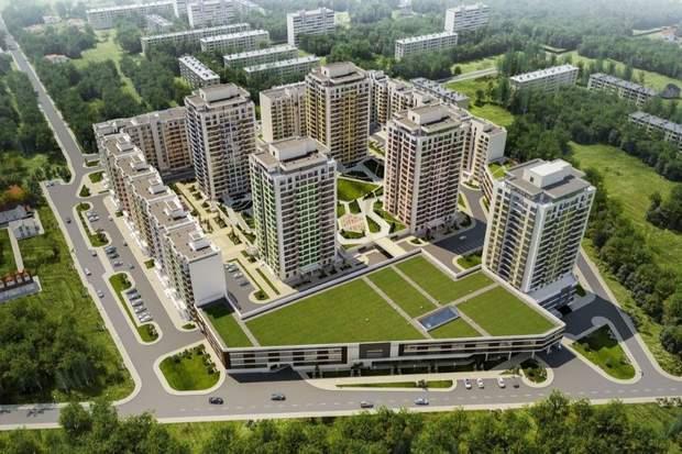 Акварелі 2 Вишневе Київ квартира Супрун