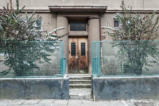 будинок архітектура модернізм Львів