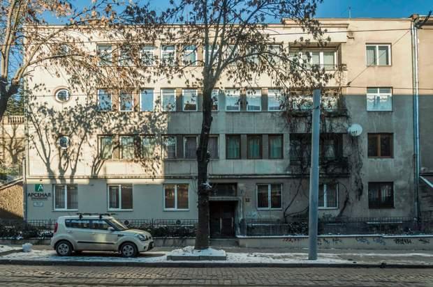 архітектура модернзім Львів Вітовського