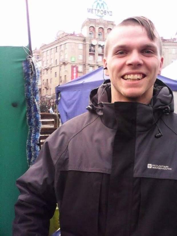 Устима Голоднюка вбили на Майдані