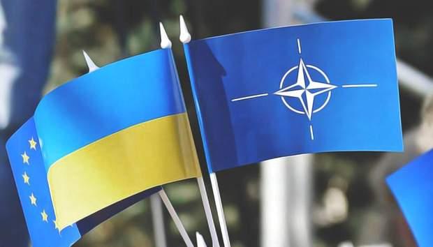 ЄС НАТО Україна курс