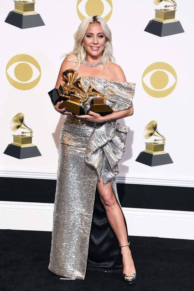 Леді Гага тріумфувала на Греммі-2019