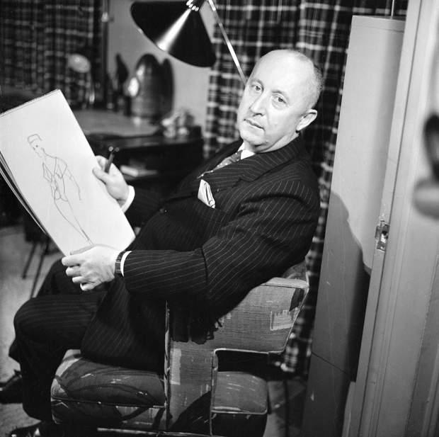 Крістіан Діор 1955 рік
