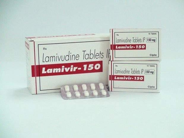 Ламівудин