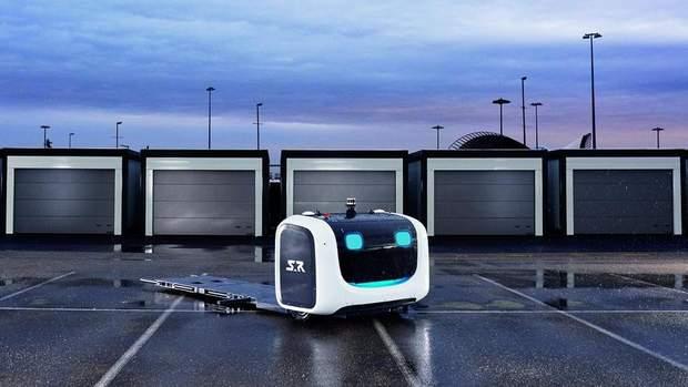 Так виглядають роботи-паркувальники