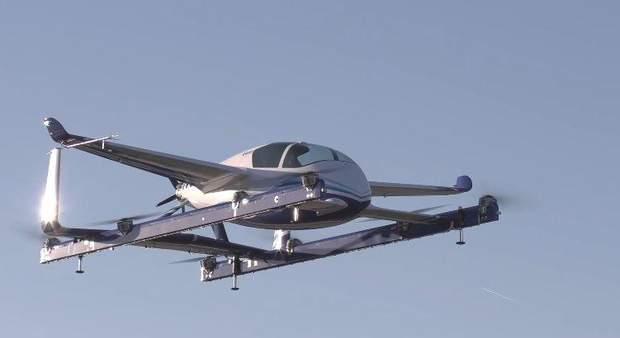 летючий автомобіль Boeing