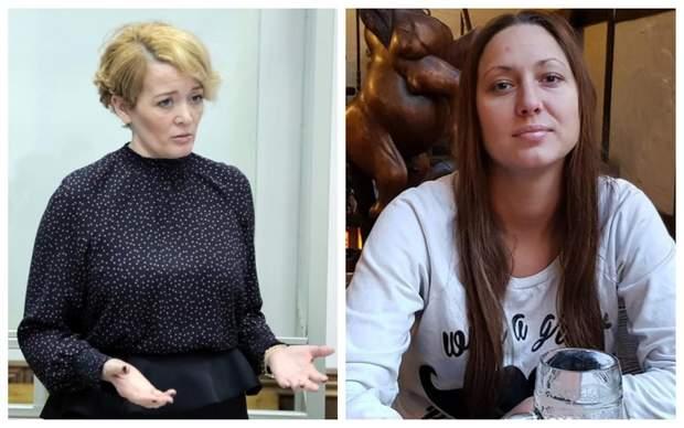 Шевченко і Мілушкіна Марш материнського гніву Росія