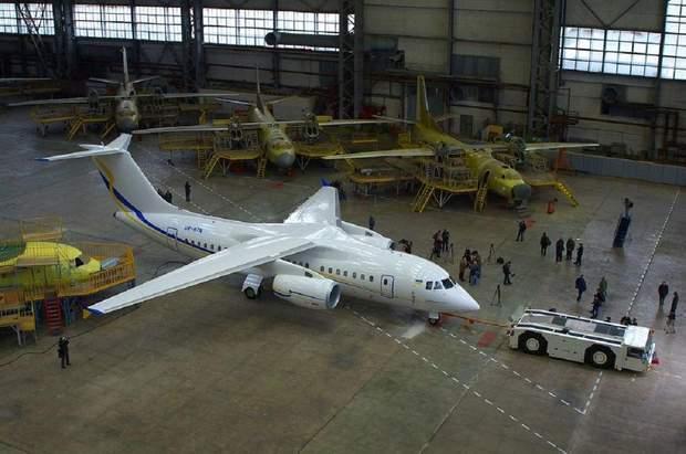 В Україні проводиться технічне обслуговування літаків компанії Boeing
