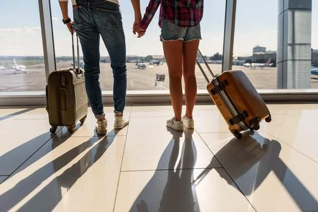 Подорожуючи лоукостером, треба брати мінімальну кількість багажу