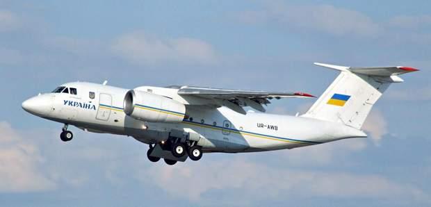 Літак АН-74
