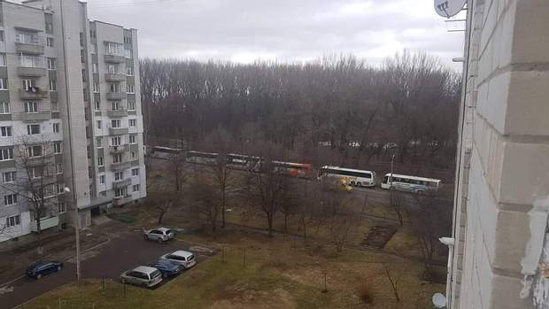 Автобуси, Тимошенко, Дрогобич
