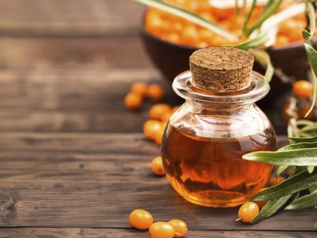 Обліпихову олію можна використовувати для інгаляцій
