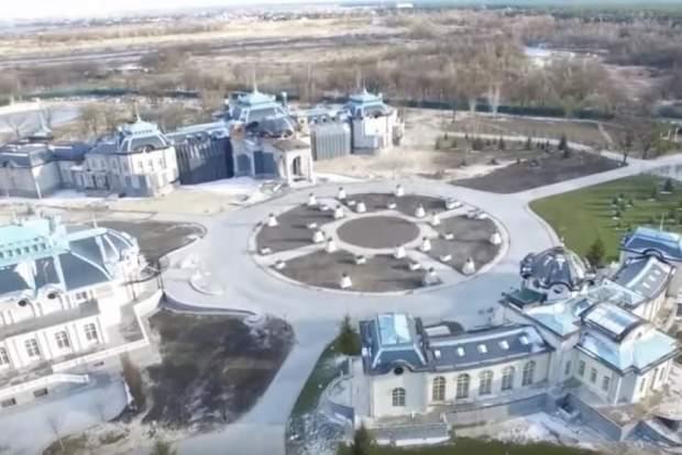 Маєток Юрія Іванющенка
